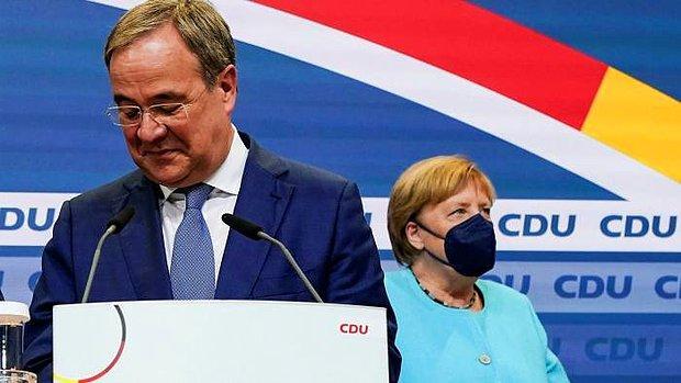 Merkel'in Partisi Gelmiş Geçmiş En Kötü Performansı Gösterdi: Zafer Sosyal Demokratların