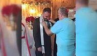 Düğünde Gelin ve Damada 15 Bin Adet Kripto Para Taktılar