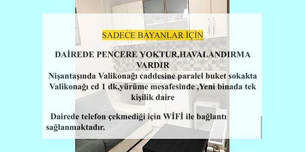 İstanbul'da 2000 Liraya Kiraya Verilen Telefon Çekmeyen Penceresiz Sığınak Derin Düşüncelere Daldıracak