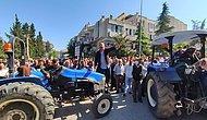 Samsun'da Arazi Kararına İsyan Eden Köylüler AKP'li Belediyeyi Taşladı