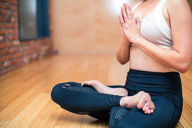 Nefes al-nefes ver! Yogayla ödemlere veda ediyoruz.