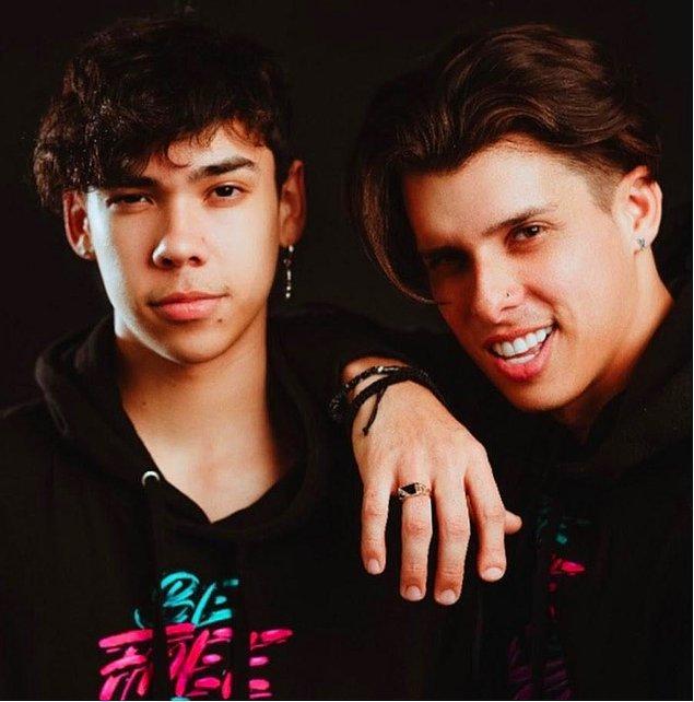 13. Gil & Jayden Croes
