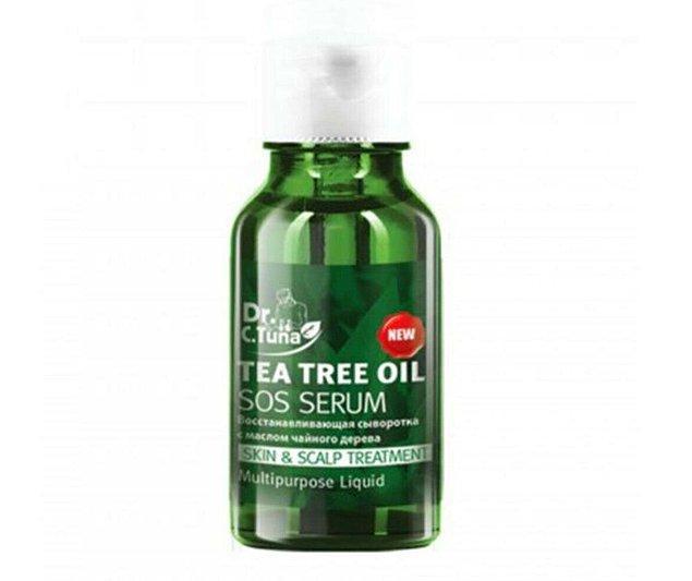 4. Çay ağacı yağı içeren ürünleri kullananlar genelde çok memnun kalıyor.