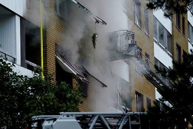 İsveç'te Patlama: 16 Kişi Yaralandı