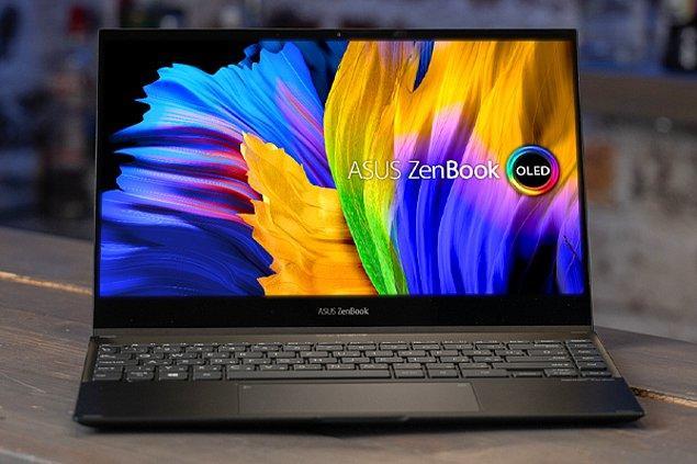 Bu görüntüleri daha canlı renklerle görmek ister misin? Öyleyse seni OLED ekranlı ASUS dizüstü bilgisayarlarla tanıştıralım!