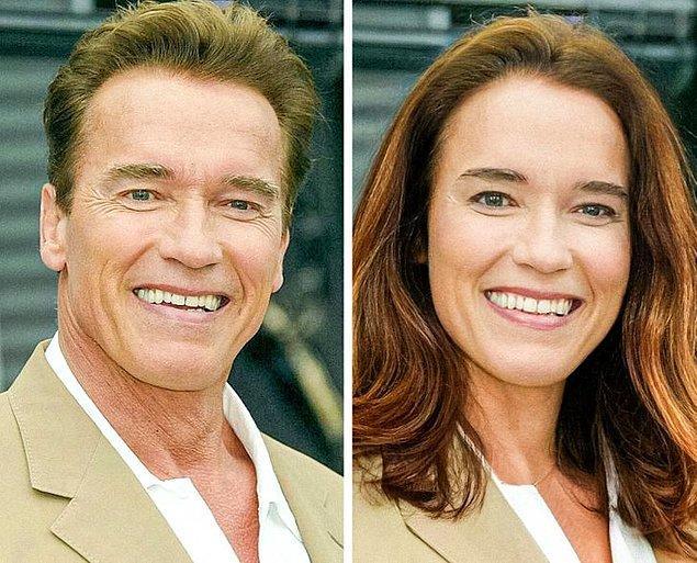9. Arnold Schwarzenegger