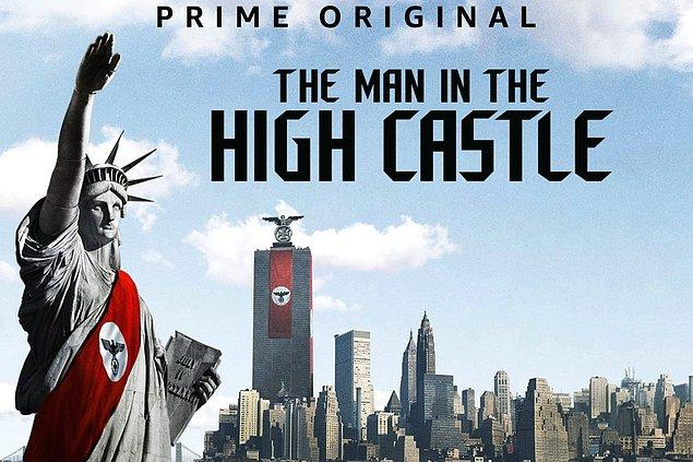 9. The Man in The High Castle - IMDb: 8.0