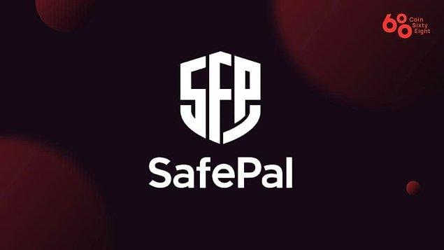 SafePal'da şikayetçi oldu.