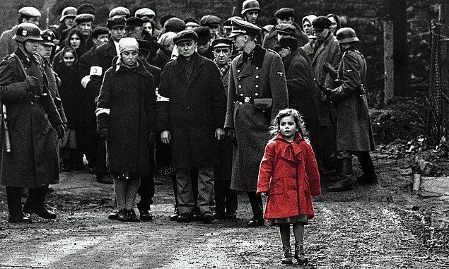 1. Schindler's List, 1993