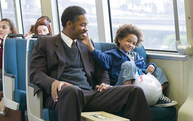 11. The Pursuit of Happyness, 2006
