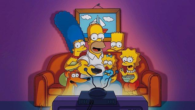 3. The Simpsons (1989- ) - IMDb: 8.6