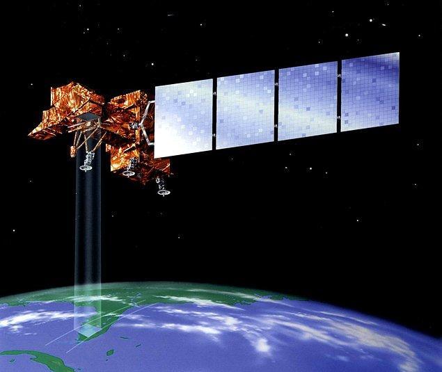 İrtifası düşürülen yedinci uydu, artık veri sağlayamayacak.