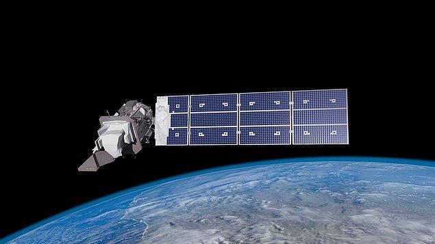 Landsat 9 Dünya'dan yaklaşık 705 kilometre uzakta konumlanacak.