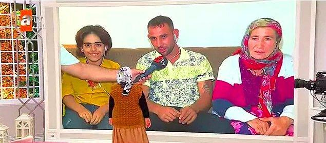 Anne Oruç'un iddialarının ardından da Fatma, Ahmet ve kaynanası canlı yayına bağlanmıştı ve Fatma, kaynanasıyla yaşadığını, dini nikahlı eşin evde kalmadığını ve çocuklara da kaynanasıyla birlikte baktıklarını açıklamıştı.