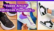 Hem Rahat Hem de Şık 100 TL Altı Spor Ayakkabılar!