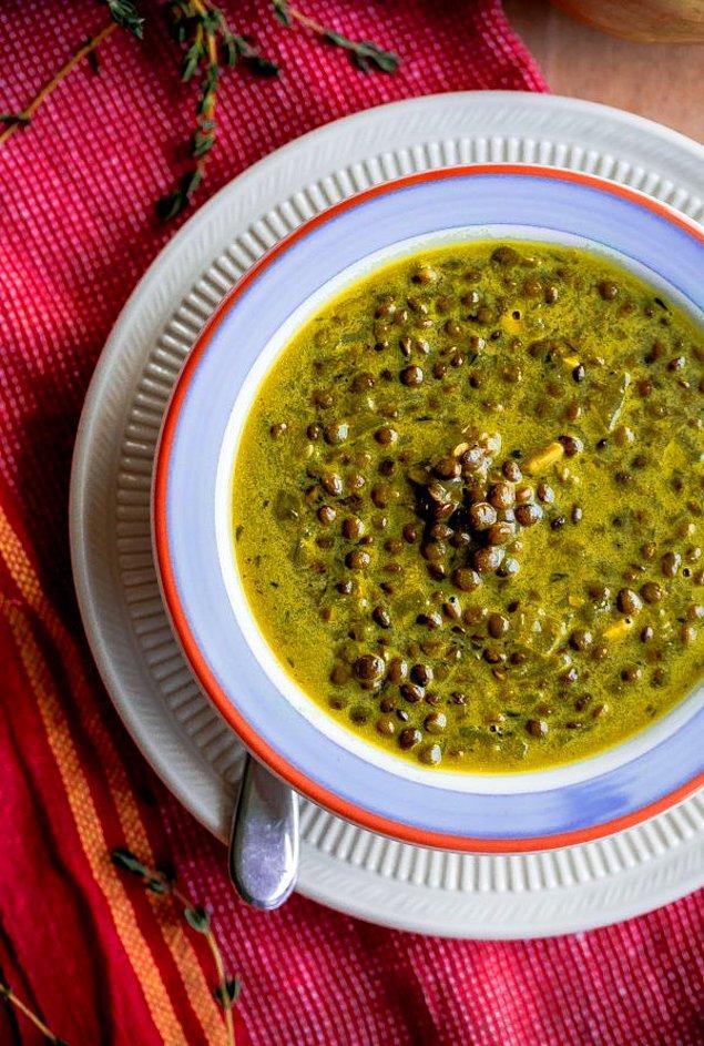 5. Yeşil Mercimek Çorbası Tarifi