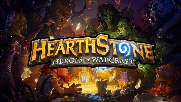 13. Hearthstone: Heroes of Warcraft