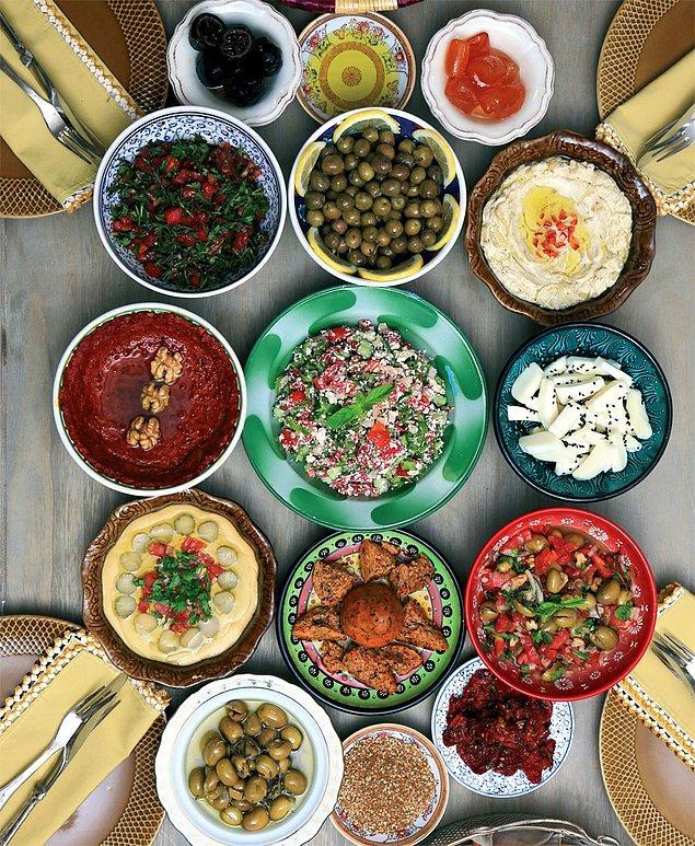 3. Yöresel lezzetlerle kuşanmış Antakya kahvaltısı…