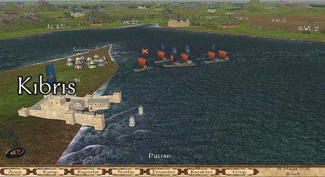 2. Cihat ve Haçlılar (Mount & Blade: Warband)