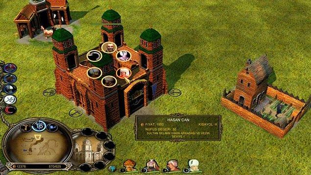 3. Osmanlı Modu (The Battle for Middle Earth II)