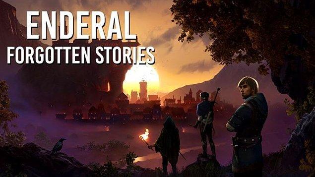 11. Enderal: Forgotten Stories (The Elder Scrolls V: Skyrim)