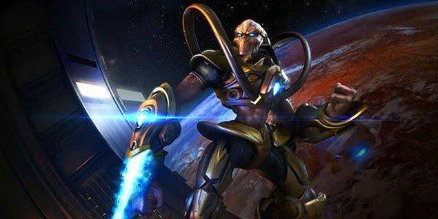 5. Starcraft - Khalani