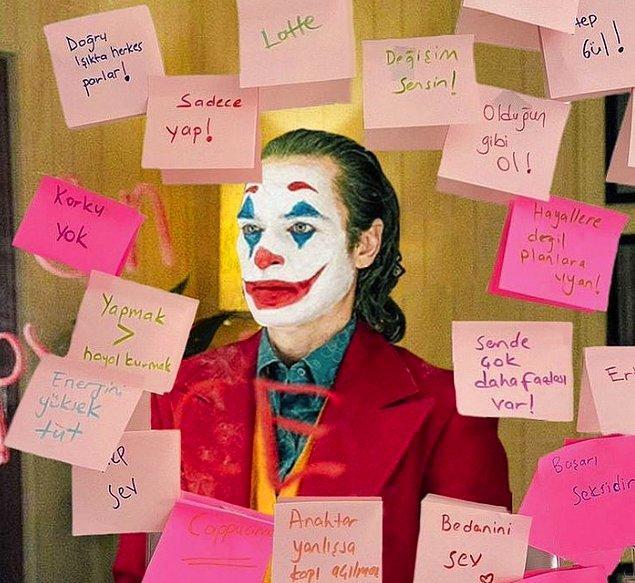 6. Lattesiz Joker düşünülemez...
