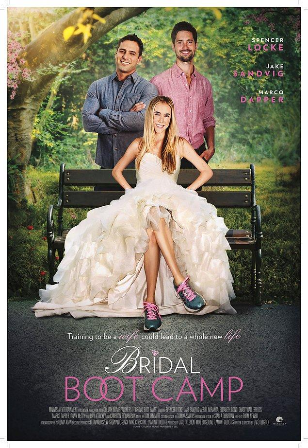 15. Bridal Boot Camp - IMDb: 5.2