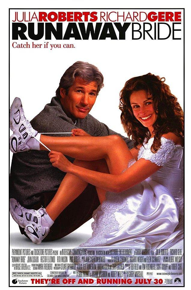 12. Runaway Bride - IMDb: 5.6