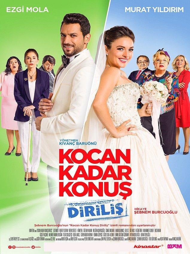 8. Kocan Kadar Konuş: Diriliş - IMDb: 5.7