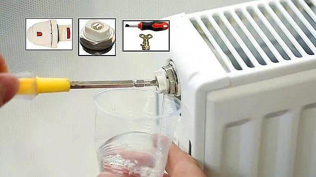 3. Radyatör temizliği yapın/yaptırın.