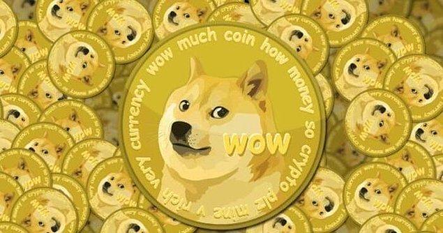 Meme coinlerin atası Doge (DOGE) yükselenler arasında!