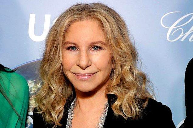 Türkiye'de de kendisinin seveni oldukça fazla, Streisand geçtiğimiz gün yaptığı bir paylaşımla takipçilerini yine kendisine hayran bıraktı.