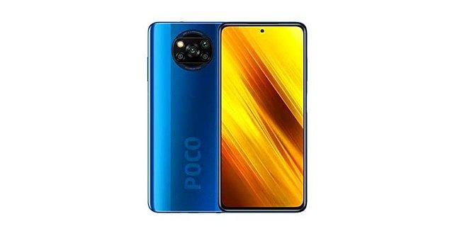 15. Xiaomi Poco X3