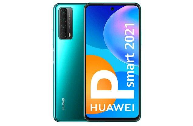 17. Huawei P Smart 2021
