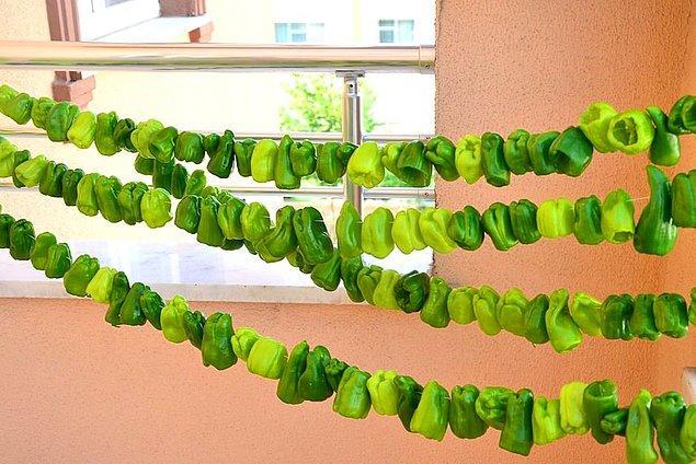 Yeşillik ve sebzeler nasıl kurutulmalı?
