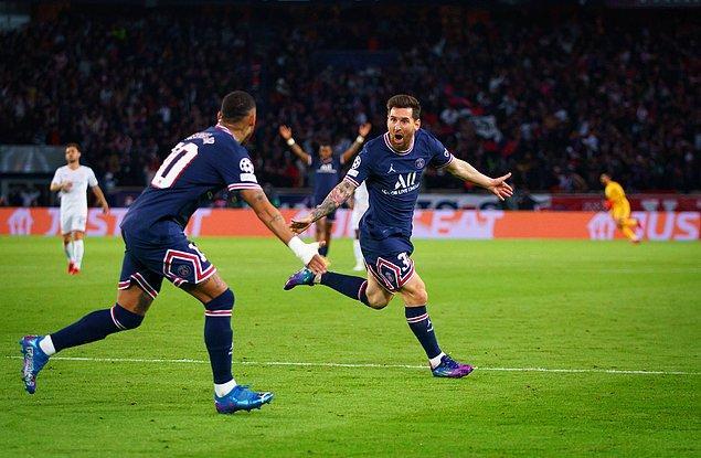 2. Lionel Messi - 18 Milyon Sterlin