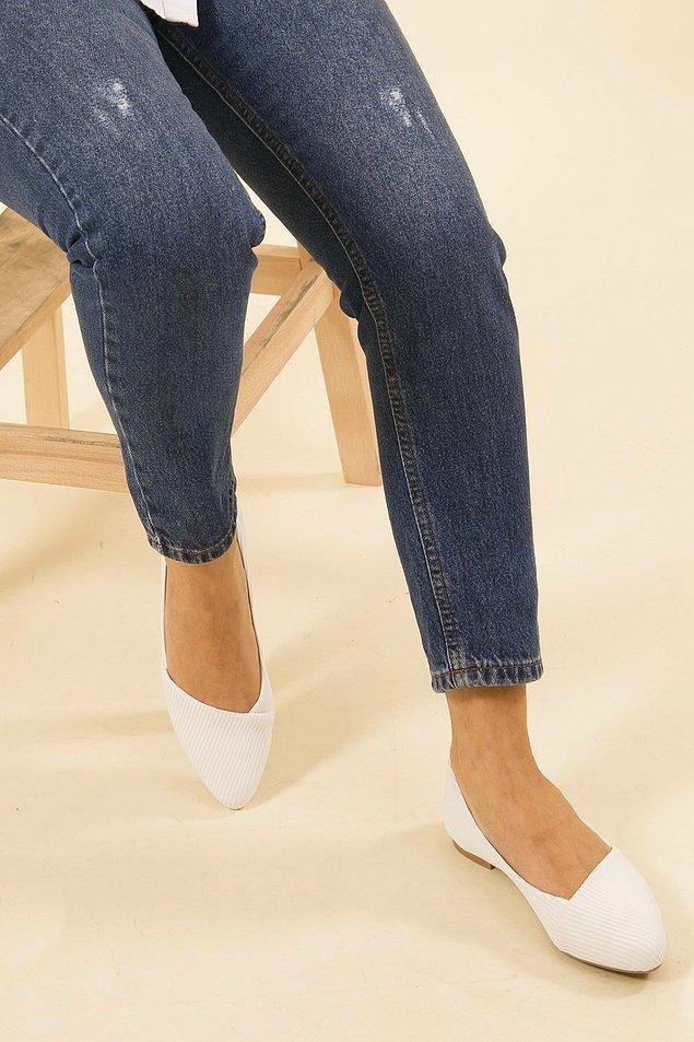 3. Asimetrik kesim ayakkabılar neden daha hoş görünüyor?