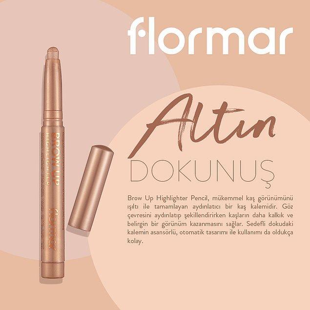 5. Flormar Aydınlatıcı Kaş Kalemi