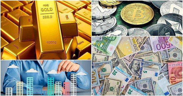 Bitcoin mi? Döviz mi? Altın mı? Gayrimenkul mü? Bir Yıl Boyunca Yatırımcısına En Çok Hangisi Kazandırdı?