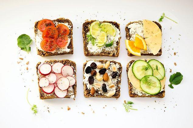 16. Sırf sağlıklı diye istediğiniz her şeyden dilediğiniz kadar yememelisiniz.