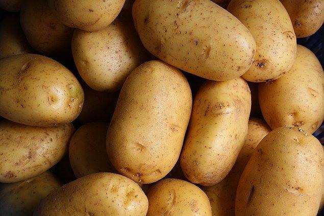 25. Patatesler boş karbonhidrat değildir.