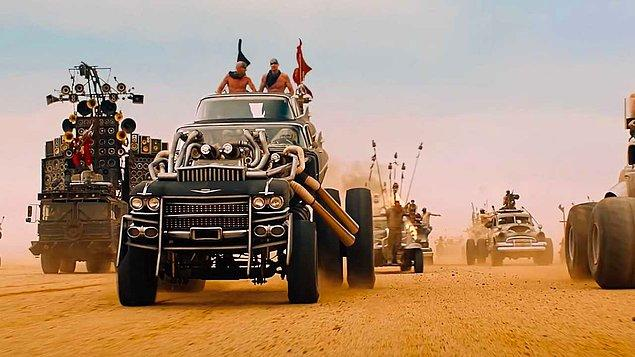 6. Mad Max: Fury Road (2015)