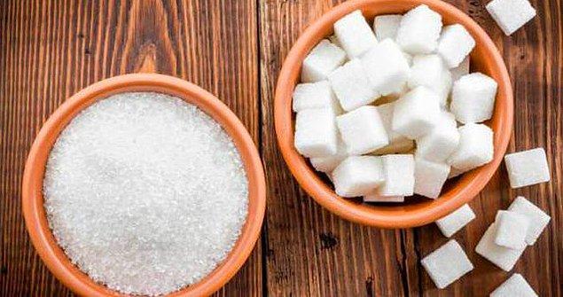 Günlük Tüketilmesi Gereken Tuz ve Şeker Oranı Nedir?