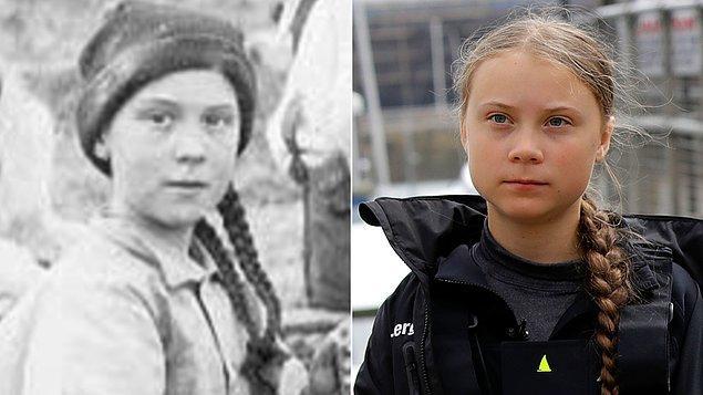 İklim aktivisti Greta Thunberg'in zamanda yolculuk yaptığına dair teori de gerçeklikten uzak ancak zararsız olanlardan biri.