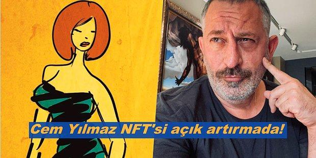 Bir NFT Yaklaşıyor Efendim! Cem Yılmaz'ın NFT 'si Açık Artırmada 1 ETH'den Listelendi