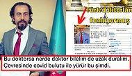 Doktor Olmadığı İddia Edilen Aşı Karşıtı Mustafa Yücel'in Türkiye'deki Doktorlarla İlgili Anlamsız İddiası