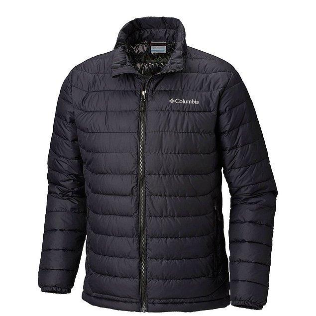 5. Columbia Powder Lite Jacket Erkek Mont