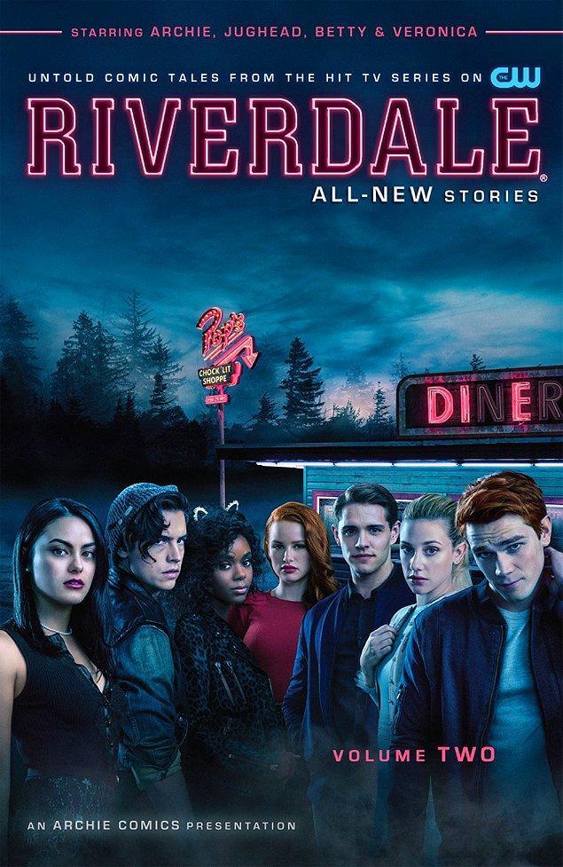 14. Riverdale - IMDb: 6.8