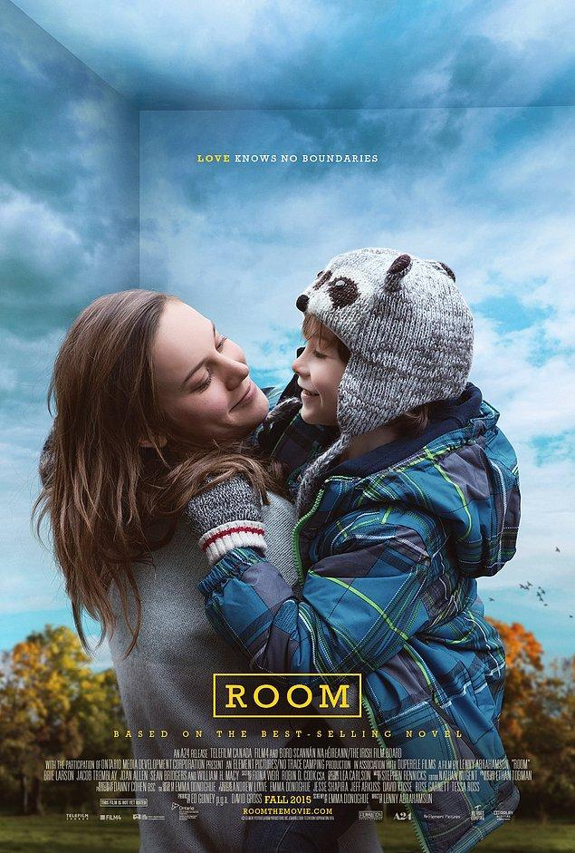 9. Room - IMDb: 8.1